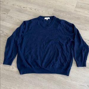 Vintage Turnbury Merino Wool Men's Sweater